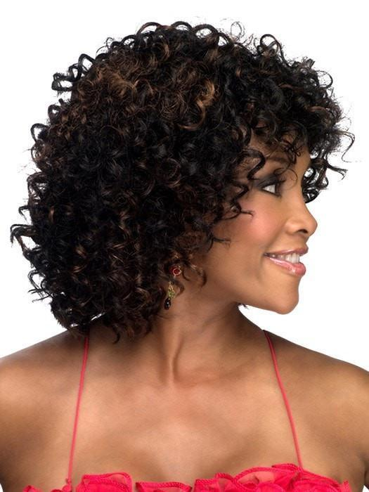 Yolanda by Vivica Fox | Curly African American Wig | CLOSEOUT