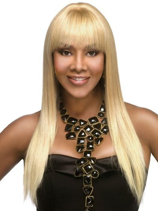 Blonde Wig for Black Women by Vivica Fox: Color 613
