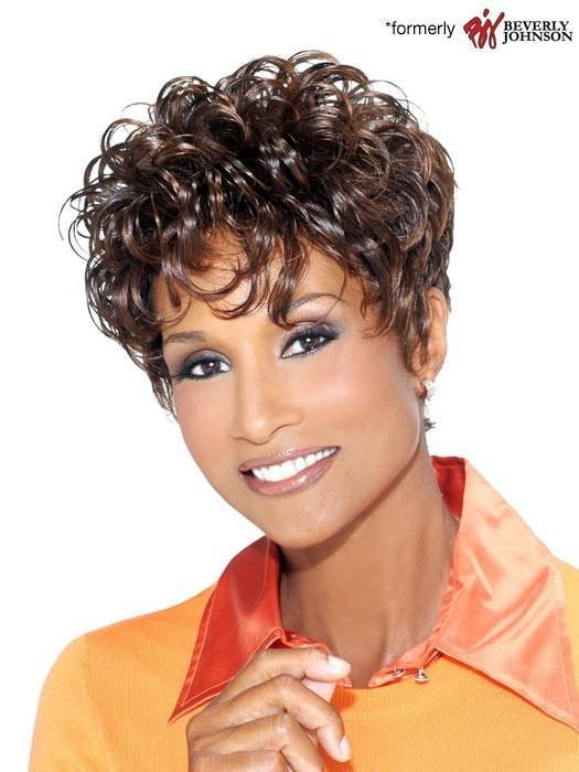 H-205 by Vivica Fox | Human Hair Wig
