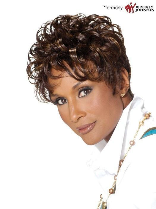 H-212 by Vivica Fox | Human Hair Wig | CLOSEOUT