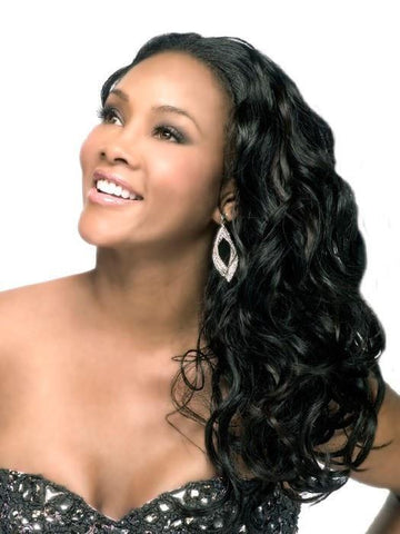 HW45 by Vivica Fox | Synthetic Half Wig | CLOSEOUT 50% OFF