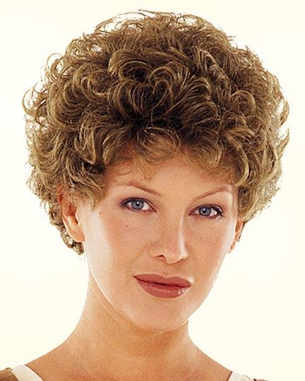 Whim Average-Large by Gabor Wigs | Short Curly Wig | CLOSEOUT