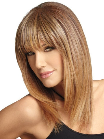 WOW | Daisy Fuentes | Clip in Bangs | CLOSEOUT | 50% OFF