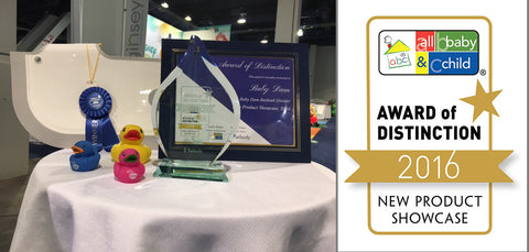 BabyDam wins Award of Distinction