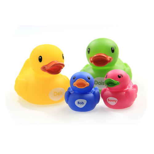 Order Matching Rubber Duckies for the BabyDam Bathtub Divider