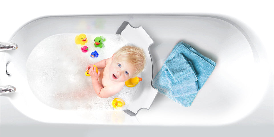 Turn Any Standard Tub, With A Smooth Bottom Surface, Into a Baby Bath