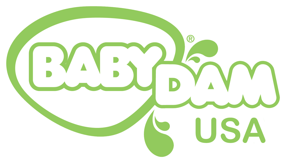 Order the BabyDam Bath Tub Divider for Babies and Toddlers