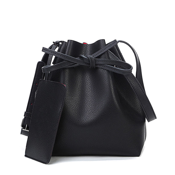 Leather One Shoulder Cross-Body Handbags 78706-black-red $ 24.99 $ 24.99 $ 24.99 Handbags Accessories Glimmer and Hair  Glimmer and Hair
