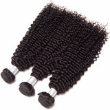 Natural Curl Human Hair Extension