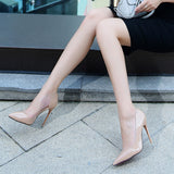 Ombre Faux Leather Heels 6275160-apricot-17-3-5 $ 28.99 $ 28.99 $ 33.99 Pumps Shoes Glimmer and Hair  Glimmer and Hair