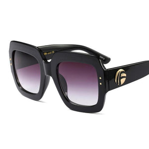 Designer Mirror Eye Wear Sunglasses