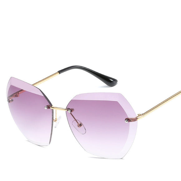 Rimless Sunglasses 12059659-gold-f-gray-colors $ 12.99 $ 12.99 $ 12.99 Sunglasses Accessories Glimmer and Hair  Glimmer and Hair