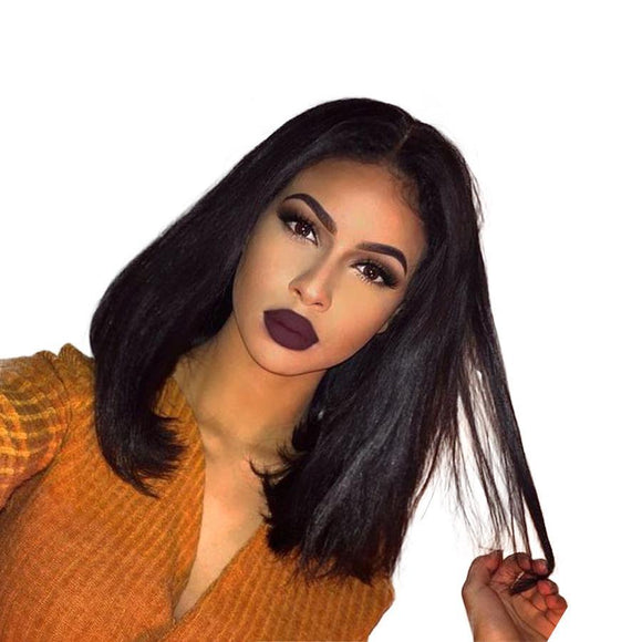 Straight Short Bob Lace Front Human Hair Wigs 6605795-natural-color-12inches $ 113.99 $ 113.99 $ 137.99 Lace Front Human Hair Wigs Hair Glimmer and Hair  Glimmer and Hair