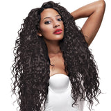 Natural Curl Lace Front Human Hair Wig