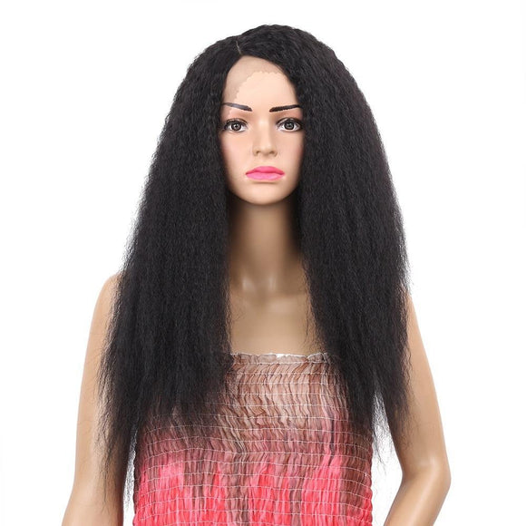 Golden Beauty Long Straight Synthetic Lace Front Wigs 12427877-1b-130-lace-front-24inches $ 32.99 $ 32.99 $ 32.99 Synthetic Lace Front Wigs Hair Glimmer and Hair  Glimmer and Hair