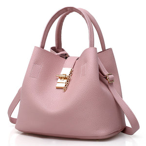 Bucket Cross body Single Shoulder Bags 14083821-pink $ 22.99 $ 22.99 $ 22.99 Handbags Accessories Glimmer and Hair  Glimmer and Hair