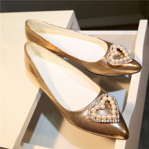 Gold Ballet Metal Flats 14207285-gold-4 $ 18.99 $ 18.99 $ 22.99 Flats Shoes Glimmer and Hair  Glimmer and Hair