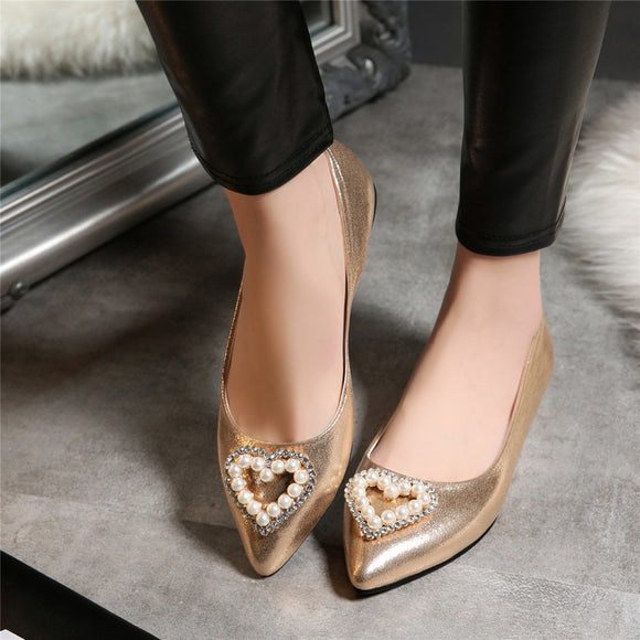 Gold Ballet Metal Flats 14207285-gold-4 $ 18.99 $ 18.99 $ 25.99 Flats Shoes Glimmer and Hair  Glimmer and Hair