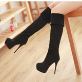 Over Knee Thin High Heel Boots 326442-black-4 $ 35.99 $ 35.99 $ 43.99 Boots Shoes Glimmer and Hair  Glimmer and Hair