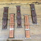 42/44mm Handmade Leather Apple Watch Band