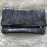 The Griege Foldover Clutch