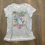 The Police North America Tour Tee