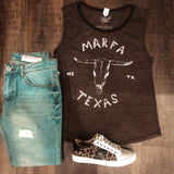 Marfa Graphic tank
