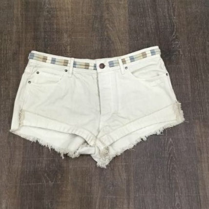 Free People Eliot White Short
