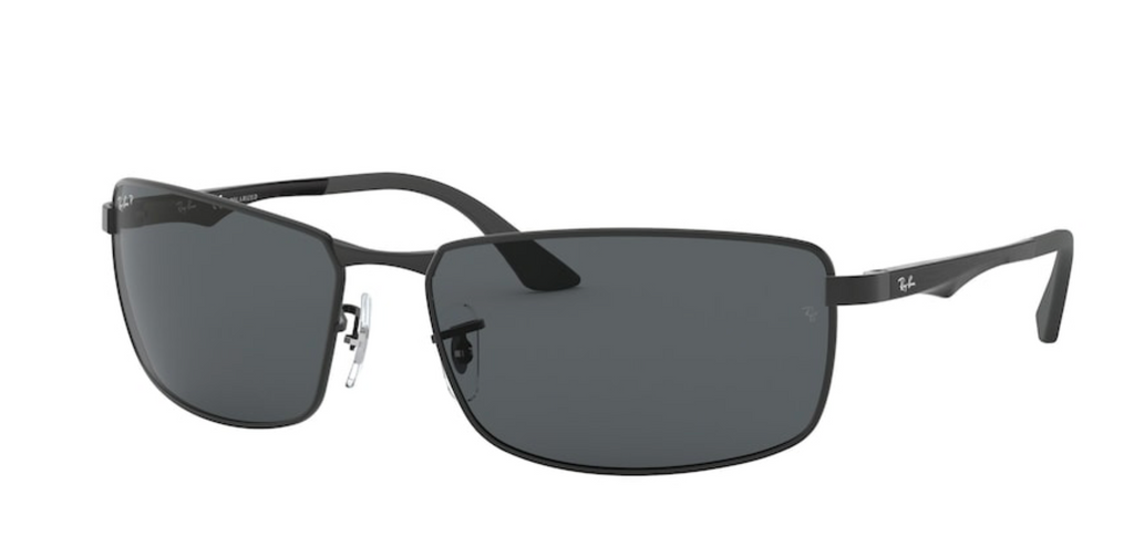 Ray Ban RB3498 Sunglasses Polarized