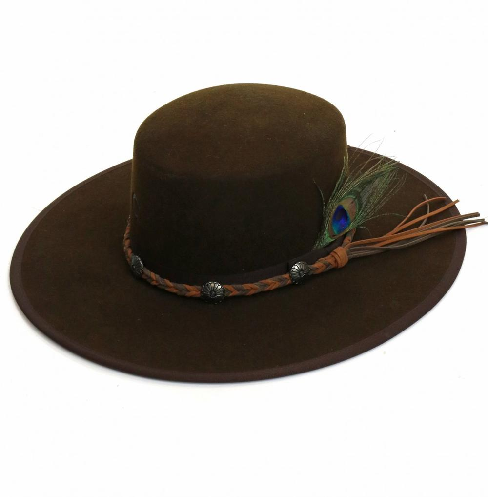 Charlie One Horse Country Thunder Hat