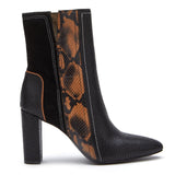 Cobra Black Multi Bootie