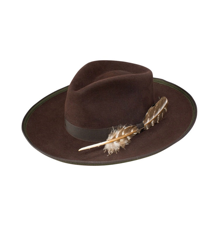 Stetson Renegade Black Hat