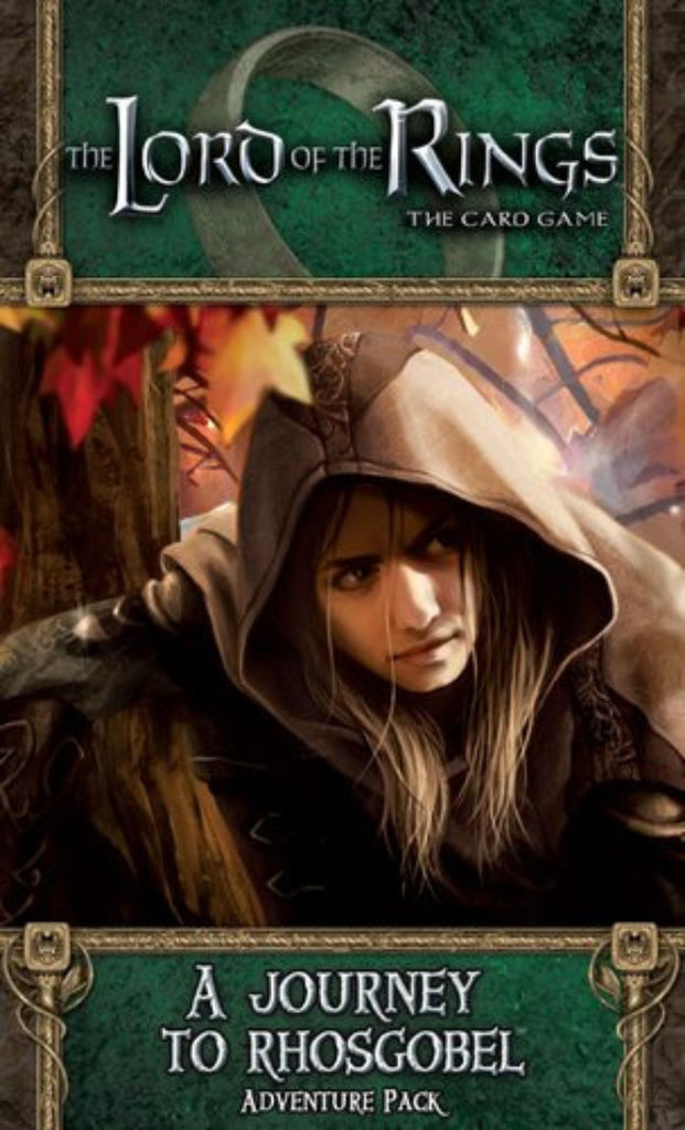 Lord Of The Rings LCG: A Journey To Rhosgobel Adventure Pack