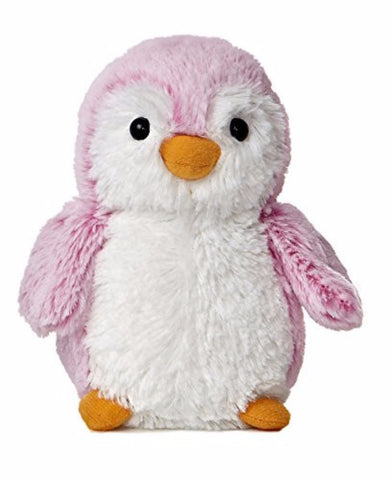 Aurora World Bright Pink Pom Pom Penguin
