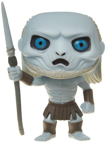 Funko POP! TV:  Game of Thrones - White Walker