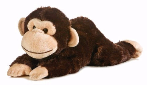 Aurora World Chimp Monkey Flopsie