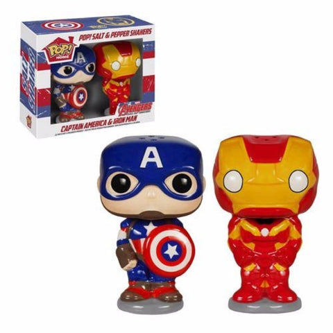 Funko POP! Home: Avengers 2 - Salt N' Pepper Shakers