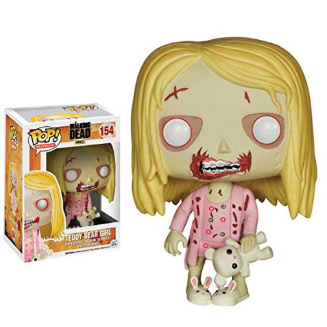 Funko POP! TV: Walking Dead - Teddy Bear Girl