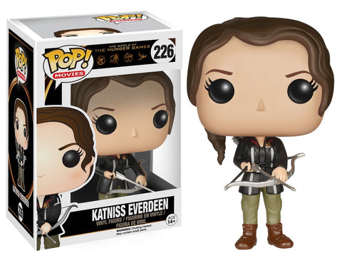 Funko POP! Movies: THG - Katniss Everdeen