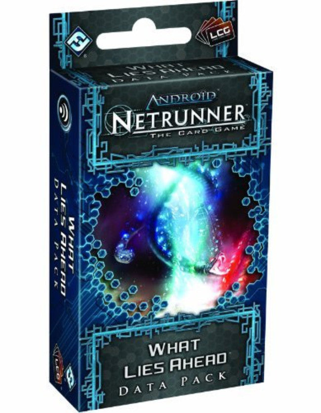 Android Netrunner LCG: What Lies Ahead Data Pack