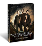 Supernatural Card Game