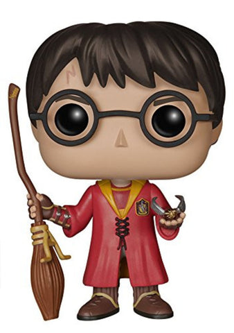Funko POP! Movies: Harry Potter - Quidditch Harry