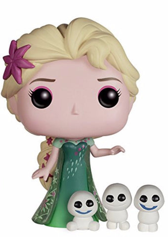 Funko POP! Disney: Frozen Fever - Elsa