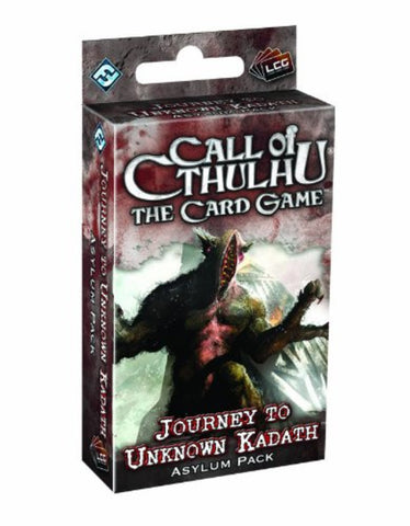 Call of Cthulhu LCG: Journey to Unknown Kadath Asylum Pack