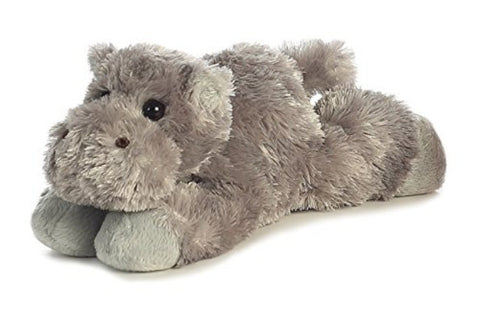 Aurora World Little Howard the Stuffed Hippo Mini Flopsie