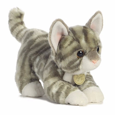 Aurora World Miyoni Tots Grey Tabby Kitten