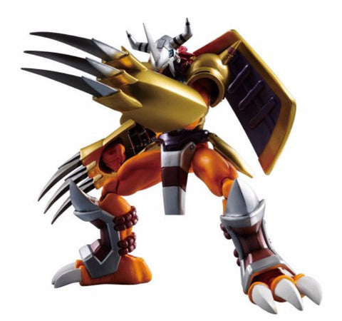 Bandai Digimon DArts Wargreymon Action Figure