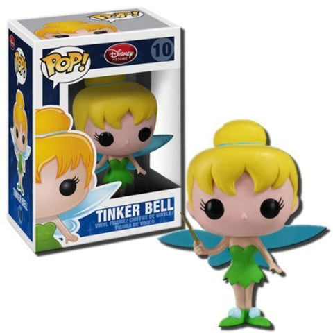 Funko POP! Disney  Series 1: Tinker Bell