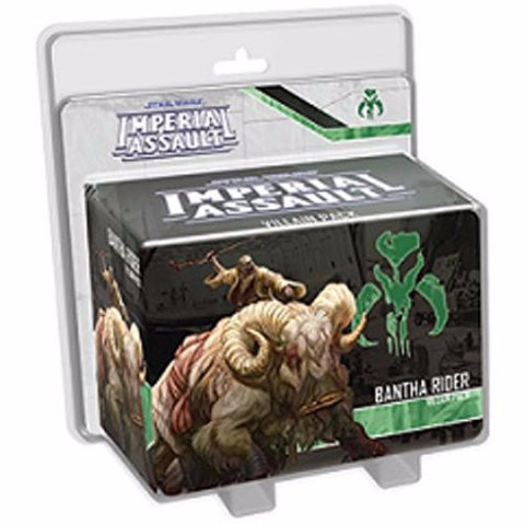 Imperial Assault: Bantha Rider Villain Pack Board Game