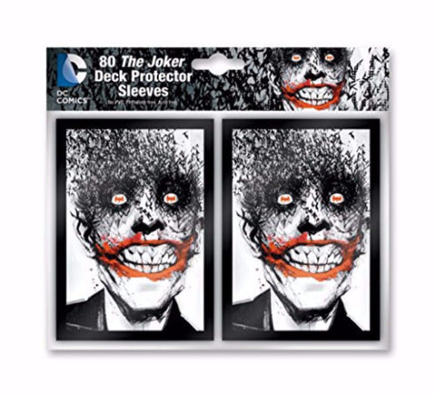 DC Comics Sleeve The Joker Card Game